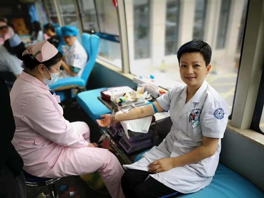 巾帼志愿 | 坚持献血22年的她,还想做器官捐献志愿者